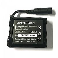 [해외]DIFI 폴라리스 Aerotex Heated Loose Battery 9137861183 Black