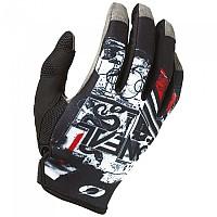 [해외]오닐 Mayhem Scarz Gloves 9138342344 Black / White / Red