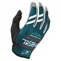 [해외]오닐 Mayhem Squadron Gloves 9138342350 Teal / Grey