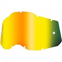 [해외]100% Accuri/Strata Replacement Lenses Youth 9138361879 Mirror Gold