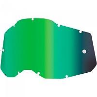 [해외]100% Accuri/Strata Replacement Lenses Youth 9138361880 Mirror Green