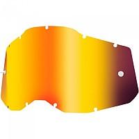 [해외]100% Accuri/Strata Replacement Lenses Youth 9138361881 Mirror Red