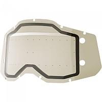 [해외]100% Racecraft/Accuri/Strata Dual Replacement Lenses With Protections 9138361922 Smoke