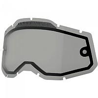 [해외]100% Racecraft/Accuri/Strata Dual Ventilated Replacement Lenses 9138361924 Smoke