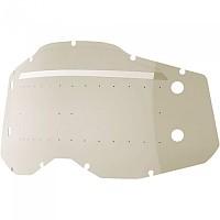 [해외]100% Racecraft/Accuri/Strata Replacement Lenses With Protections 9138361941 Smoke