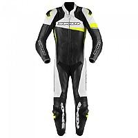 [해외]스피디 Race Warrior Perforated Pro Suit 9136603863 Black / Fluorescente Yellow