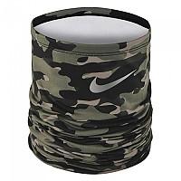 [해외]나이키 ACCESSORIES Therma Fit Wrap Printed Neck Warmer 9138159653 Green / Black / Silver