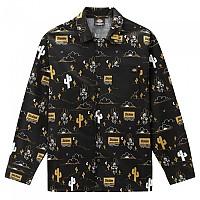 [해외]DICKIES Bettles Long Sleeve Shirt 9138164605 Black