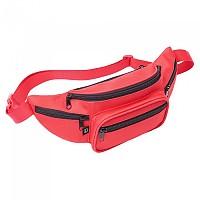 [해외]BRANDIT Adjustable Waist Pack Red / Black