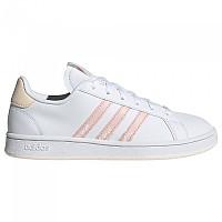 [해외]아디다스 Grand Court Base Beyond Sneakers Ftwr White / Vapour Pink / Wonder White