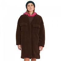 [해외]볼컴 Eesypeesy Heavy Coat Dark Brown