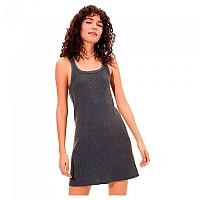 [해외]아메리칸 EAGLE Waffle Scoop Neck Bodycon Mini Short Dress Washed Black