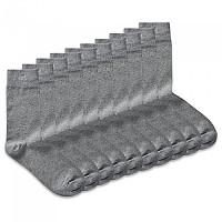 [해외]잭앤존스 Plain Socks 10 Pairs Light Grey Melange / Detail Lgm / Lgm