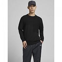 [해외]잭앤존스 Seth Crew Neck Sweater Black
