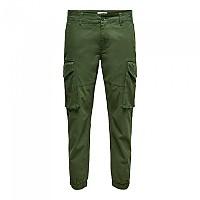 [해외]ONLY & SONS Kim Life Pg 0490 Cargo Pants Olive Night