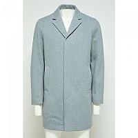 [해외]SELECTED Hagen W Coat Grey Melange / Pattern Twill