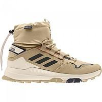 [해외]아디다스 테렉스 Hikster Mid Cold.Rdy Hiking Shoes 4138113978 Beige Tone / Core Black / Focus Blue