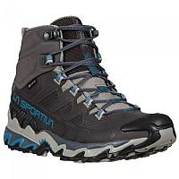 [해외]라 스포르티바 Ultra Raptor II Mid Leather Goretex Hiking Boots 4138281537 Carbon / Atlantic