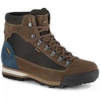 [해외]AKU Slope Micro Goretex Hiking Boots 4138245234 Anthracite / Moss Green