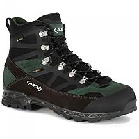 [해외]AKU Trekker Pro Goretex Hiking Boots 4138245239 Dark Grey / Green