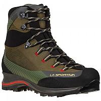 [해외]라 스포르티바 Trango Trk Leather Goretex Hiking Boots 4138281522 Ivy / Tango Red
