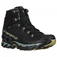 [해외]라 스포르티바 Ultra Raptor II Mid Leather Goretex Hiking Boots 4138281536 Black / Cedar