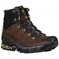 [해외]라 스포르티바 Ultra Raptor II Mid Leather Goretex Hiking Boots 4138281539 Chocolate / Cedar